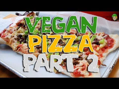 V4V Ep8. VEGAN PIZZA Part 2 (Manhattan)
