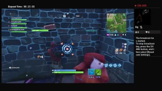 Fortnite @Yfn Moneyy @PS4LIVE