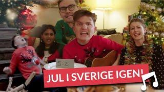 Jul i Sverige igen - PARODI 2018
