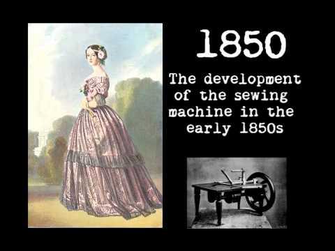 Fashion History (1700-1900)