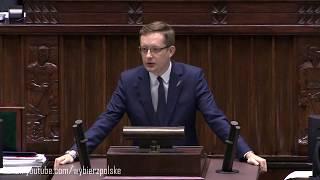 Winnicki wyrzucony z mównicy! Projekt ustawy ANTY-447