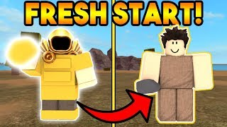 STARTING FRESH ON BOOGA BOOGA! - EP.1 (ROBLOX)