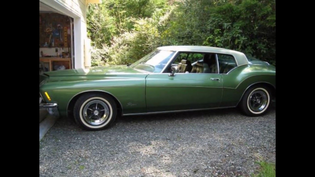 Craigslist Car of the Day : 1972 Buick Riviera Boat Tail