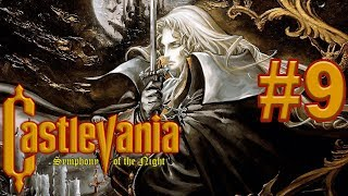 Castlevania: Symphony of the Night | Capítulo 9 | Gameplay Español