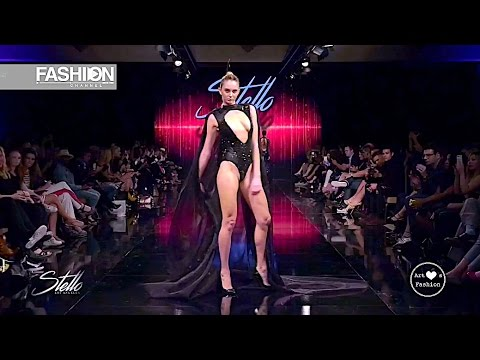 STELLO Los Angeles Fashion Week AHF FW 2017 2018 - Fashion Channel