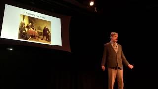The peace loving soul of Bellarmine University  | Eric Roorda | TEDxBellarmineU