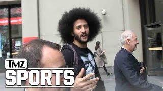 Colin Kaepernick Hits NFL Headquarters to Depose Roger Goodell,