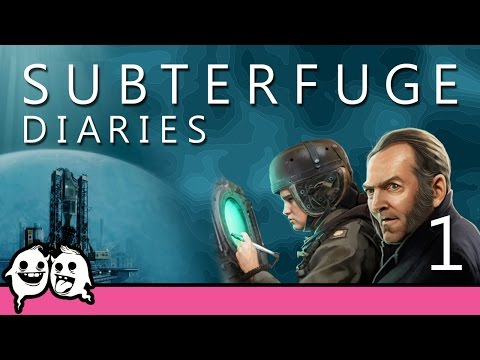 Subterfuge Diaries: Part 1 (Cool Ghosts)