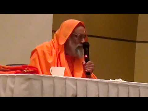Sri Sri Sri Dayanand Saraswati Speech Part1B