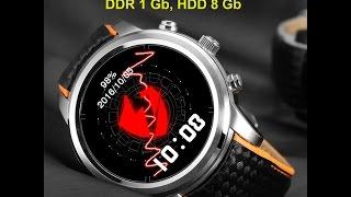 lemfo Lem5 распаковка, обзор лучшие Smart Watch