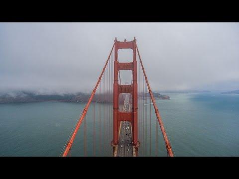San Francisco Via Drone Part 1