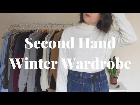 Second Hand Winter Wardrobe