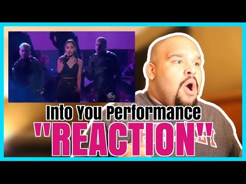 Ariana Grande - Into You Billboard Music Awards 2016 Performance [REACTION]