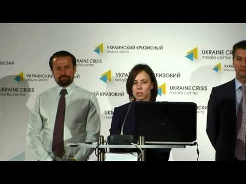 (English) Alumni Association. Ukraine crisis media center, 20th of June 2014