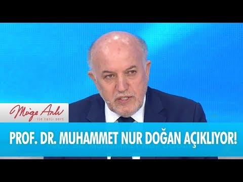 Prof. Dr. Muhammet Nur Doğan canlı yayında açıklıyor - Müge Anlı İle Tatlı Sert 15 Şubat 2018