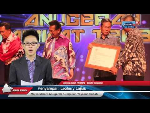 Majlis Malam Anugerah Kumpulan Yayasan Sabah