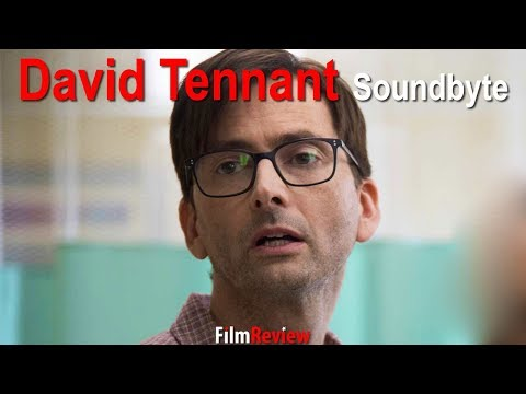 USA version of Camping - Ex-Doctor Who David Tennant compares UK humor