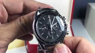Omega Speedmaster Professional 3572.50 overview