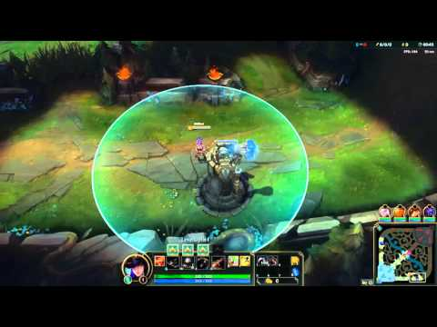 League of Legends- I control mouse, friend controls keyboard
