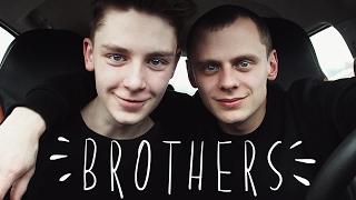 Я ХОТЕЛ УБИТЬ СТАРШЕГО БРАТА?!? // Q&A with MY BROTHER!