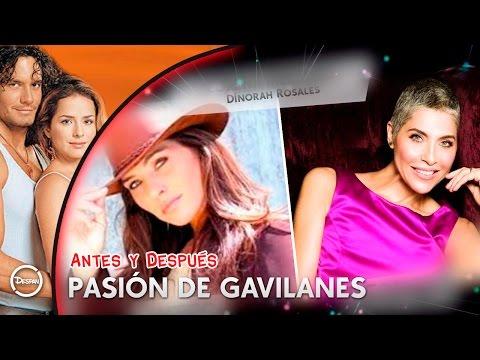 Antes y Después | PASIÓN DE GAVILANES (Telenovela) (2003 - 2016)