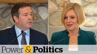 Will the economy or the 'kamikaze' controversy dominate the Alberta campaign? | Power & Politics