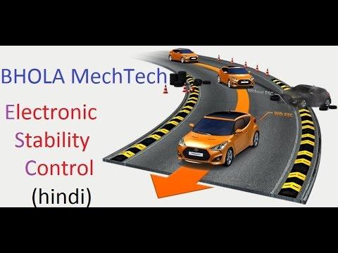 electronic stability control (hindi)