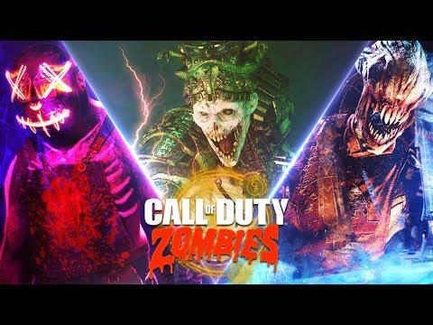 Los 7 Jefes Finales Más Fuertes de Call of Duty Zombies