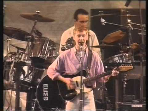 Aztec Camera Oblivious, Somewhere In My Heart Live ParkPop MTV 310788