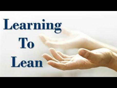 Learning to Lean | Santosh Kumar | Sabbath Message