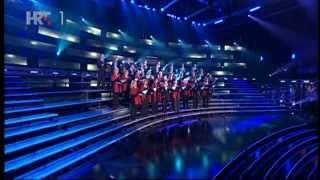 DPZ 2013 (peta epizoda) - Zbor Hrvatske radio televizije (show program) 13/04/2013