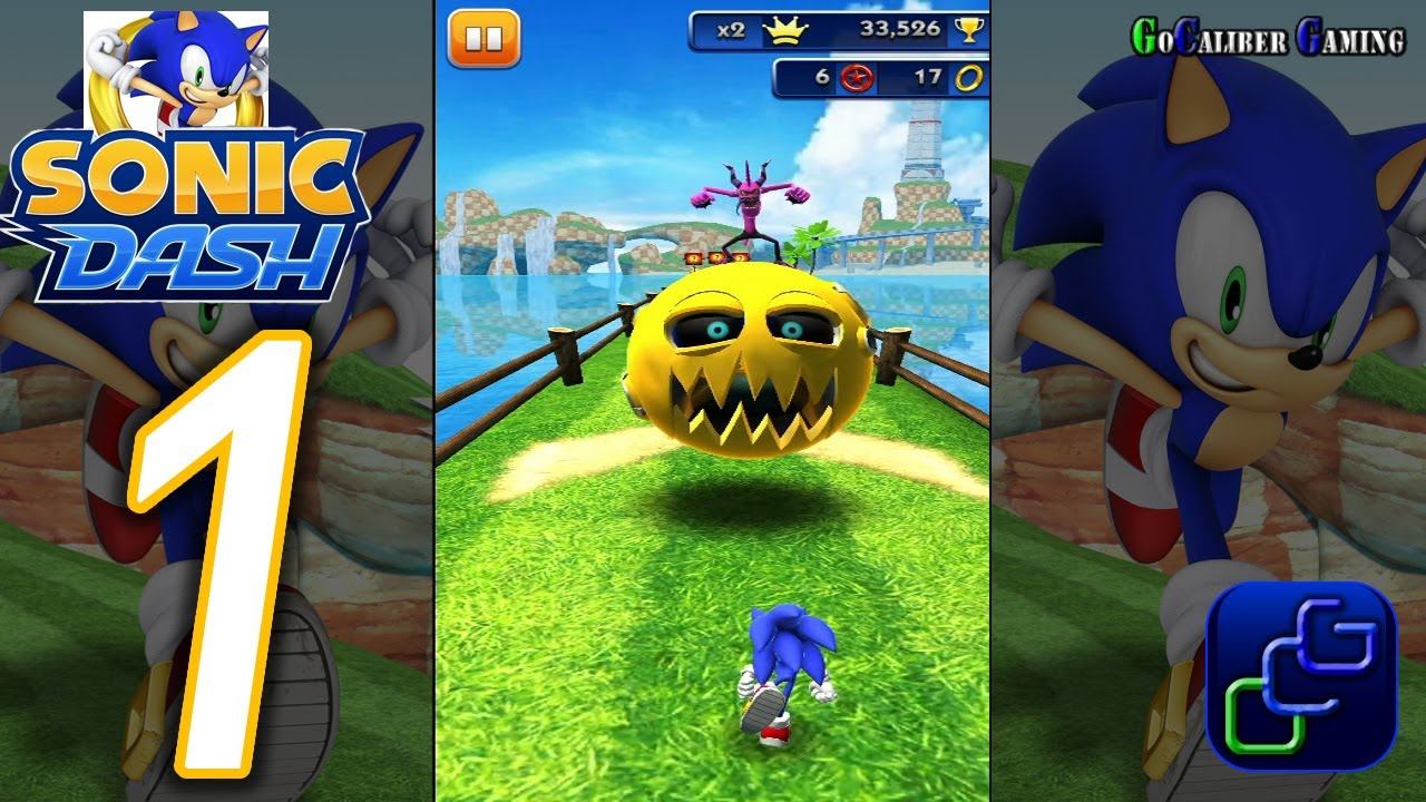 "Generateur ""Sonic Dash"" mod"
