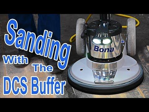 Bona FlexiSand DCS Buffer For Wood Floor Sanding At City Floor Supply