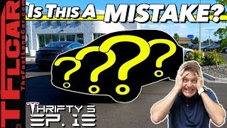 You'll Be Surprised For What CAR & REASON We Traded the TFL Tesla Model 3! - Thrifty 3 Ep. 19