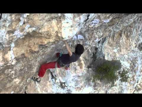 St Léger du Ventoux - Abregenief 8b