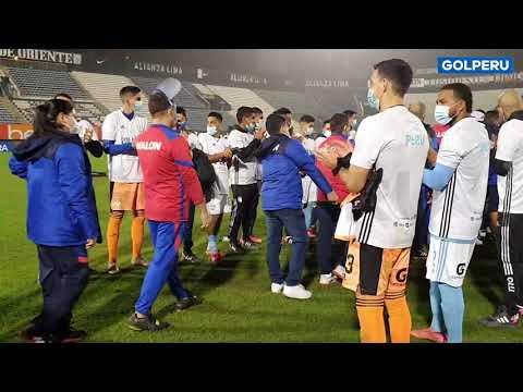 Download Copa Bicentenario: el gran gesto de Sporting Cristal con los jugadores de Carlos Mannucci