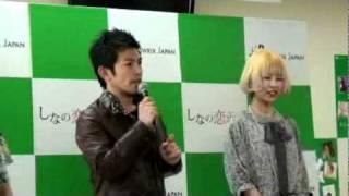 2011.3.9発売、信州の新しい定番ソングを目指して制作された「しなの恋...