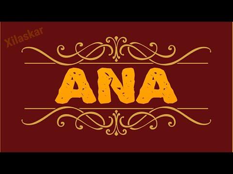 ANA - Anaya aid çox gözəl bir video