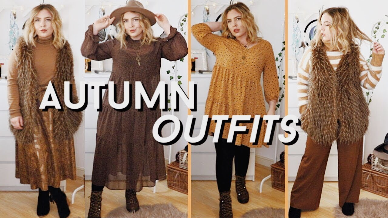 [VIDEO] - 20 AUTUMN OUTFIT IDEAS 5