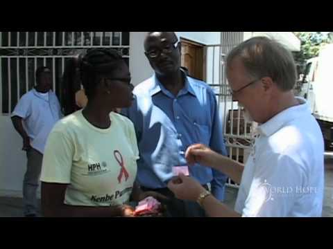 Haiti Water Production Interview