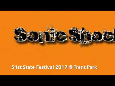 51st State Festival 2017 @ trent park