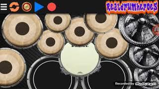 Real drum versi ketipung (PIKIR KERI) , ny mas vicky