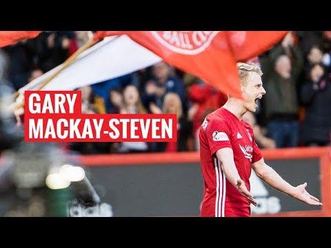 Aberdeen 2-0 Heart of Midlothian | Gary Mackay-Steven