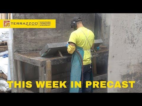 This Week in Precast Terrazzo - May 2019