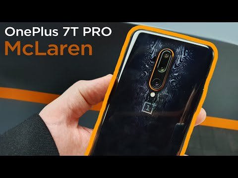 OnePlus 7t pro McLaren edition first impressions!