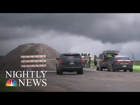 Texas Border Patrol Accused Of Being A Serial Killer After Killing 4 Women | NBC Nightly News