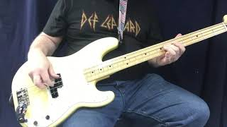 Badfinger Baby Blue Bass Cover