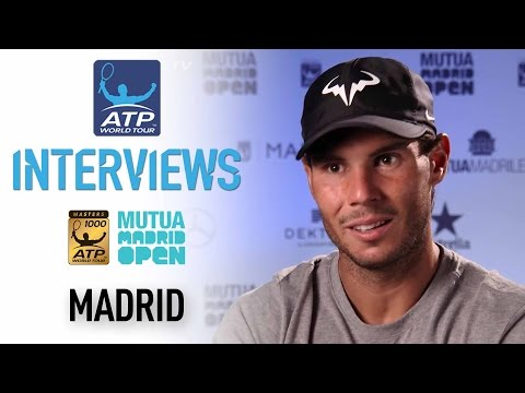 Nadal Shares What Madrid SF Win Against Djokovic Means To Him