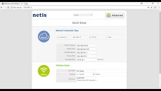 HOW TO INSTALL WiFi Router netis WF2419E