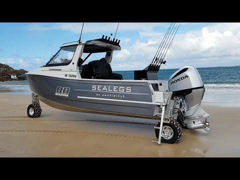 Sealegs 8.5M Alloy